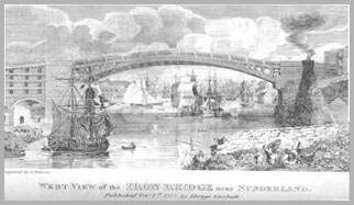 Royal Arch Masonry - Sunderland Iron Bridge - Freemasonry